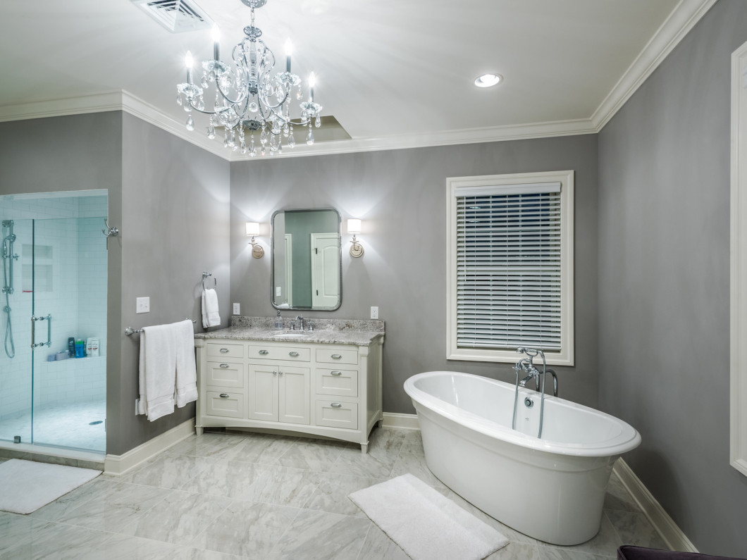 BATHROOM RENOVATIONS IN BOSSIER CITY & SHREVEPORT, LA